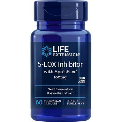 5-LOX Inhibitor with ApresFlex 100 mg 60 vegetarian capsules