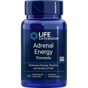 Adrenal Energy Formula 60 vegetarian capsules