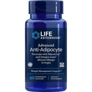 Advanced Anti-Adipocyte Formula with Integra-Lean 60 vegetarian capsules