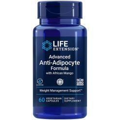 Advanced Anti-Adipocyte Formula with African Mango, 60 vegetarian capsules