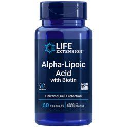 Alpha-Lipoic Acid with Biotin universal antioxidant for liver & nerve health supplement