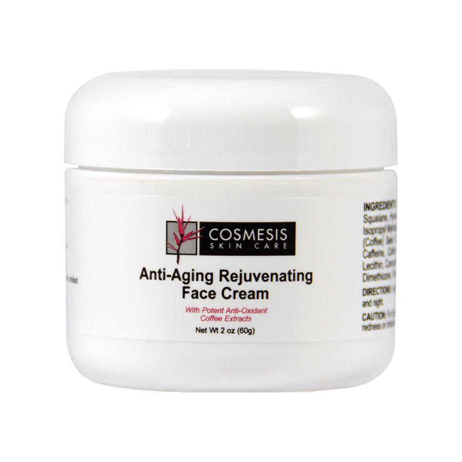Anti-Aging Rejuvenating Face Cream defend against environmental exposure