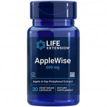AppleWise 30 vegetarian capsules apple supplement for wide range of health benefits