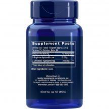 Arginine Ornithine Powder 150 grams supplement facts