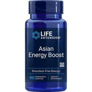 Asian Energy Boost 90 vegetarian capsules