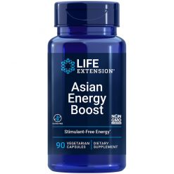Asian Energy Boost 90 capsules Boost your body's own energy source