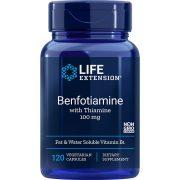 Benfotiamine with Thiamine 100 mg 120 vegetarian capsules