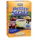 NOW Foods Better Stevia Original 100 packets Zero Calorie Sweetener All Natural