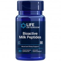 Bioactive Milk Peptides 30 vegetarian capsules Promotes relaxation