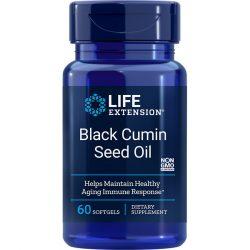 Black Cumin Seed Oil 60 softgels