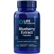 Blueberry Extract Capsules supports cognitive health, DNA function & more