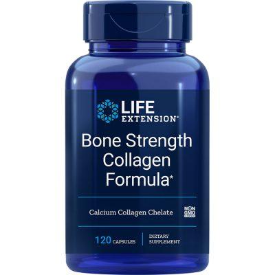 Bone Strength Collagen Formula for bone strength and flexibility