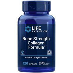 Bone Strength Collagen Formula 120 capsules Optimize bone strength and flexibility