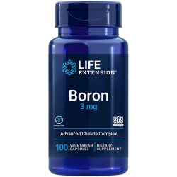 Boron 3 mg, capsules Supports healthy bones, immune function & more