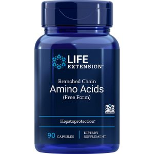 Branched Chain Amino Acids 90 capsules