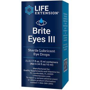 Brite Eyes III 2 vials 5 ml each