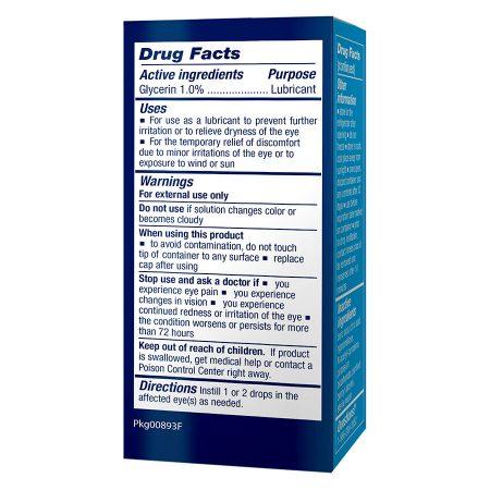 Brite Eyes III, 2 vials Supplement Facts