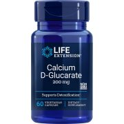 Calcium D-Glucarate 200 mg 60 vegetarian capsules