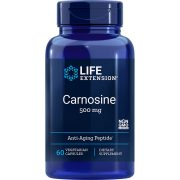 Life Extension Carnosine 500 mg 60 vegetarian capsules