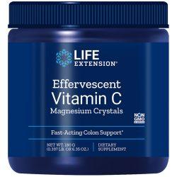 Effervescent Vitamin C Magnesium Crystals 180 grams