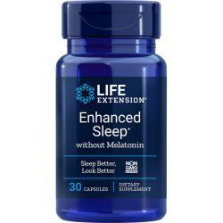 Enhanced Sleep without Melatonin 30 capsules
