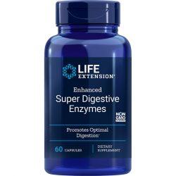 Enhanced Super Digestive Enzymes 60 vegetarian capsules