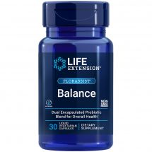 FLORASSIST Balance 30 liquid capsules Probiotic supplement for digestive & whole-body health