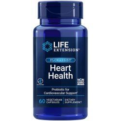 FLORASSIST Heart Health probiotics for heart health 60 vegetarian capsules