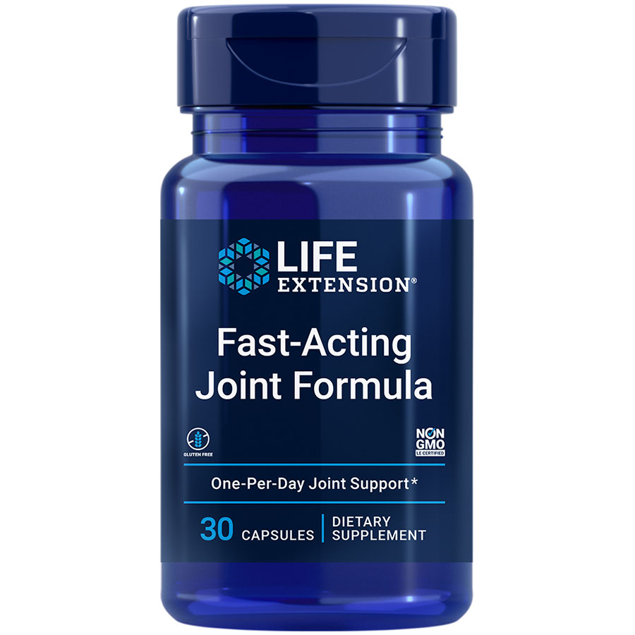 Fast-Acting Joint Formula, 30 capsules Don't let soreness slow you down