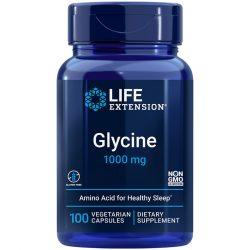 Glycine Amino acid that promotes healthy sleep 100 vegetarian capsules
