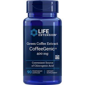 Green Coffee Extract CoffeeGenic 400 mg 90 vegetarian capsules