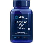 L-Arginine Caps 700 mg 200 vegetarian capsules