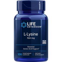 L Lysine 620 mg 100 capsules