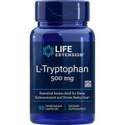 L-Tryptophan 500 mg 90 vegetarian capsules