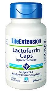 lactoferrin caps apolactoferrin