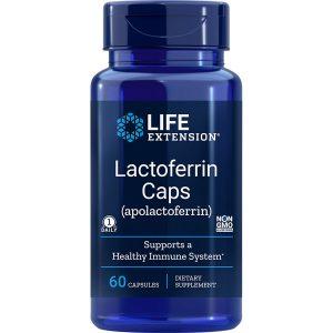 Lactoferrin apolactoferrin Caps 60 capsules