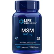 MSM,100 capsules Supports healthy joints, cartilage and more