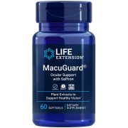 MacuGuard Ocular Support with Saffron Supports eye health & night vision