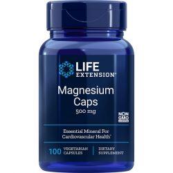 Magnesium Caps 500 mg 100 vegetarian capsules