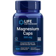 Magnesium Caps 500 mg for whole body health