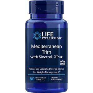 Mediterranean Trim with Sinetrol XPur 60 vegetarian capsules