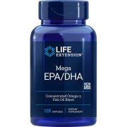 Life Extension Mega EPA/DHA 120 softgels