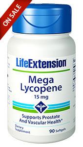 Mega Lycopene 90 soft-gels