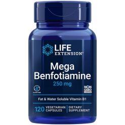Mega Benfotiamine healthy blood sugar metabolism support