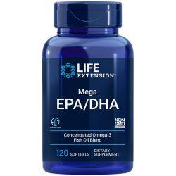 Mega EPA-DHA Affordable, high quality fish oil supplement formula