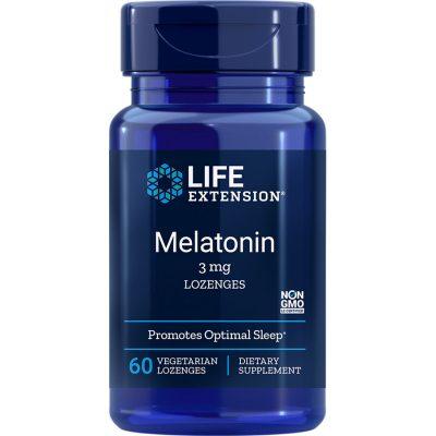 Melatonin 3 mg 60 lozenges
