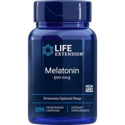 Melatonin 500 mcg 200 vegetarian capsules