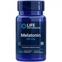 Melatonin 300 mcg supplement that promotes optimal sleep & cellular health