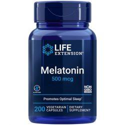 Melatonin 500 mcg for optimal sleep & cellular health