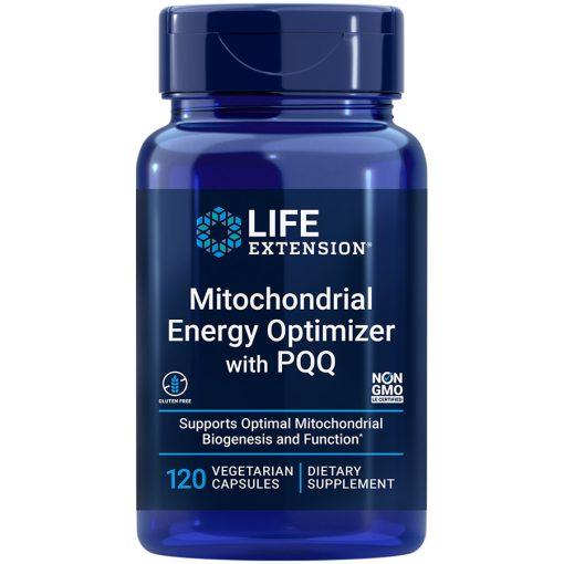 Mitochondrial Energy Optimizer with PQQ 120 vegetarian capsules